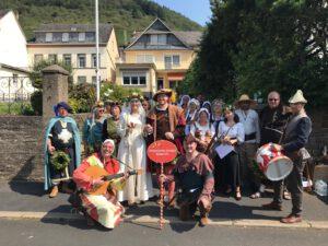 Historische Gruppe Köwerich